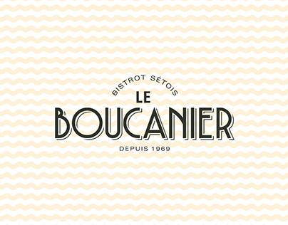 Le Boucanier - Brand design