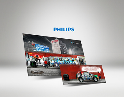 Campaña Philips Expression