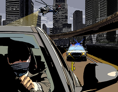APP Illustration for a game