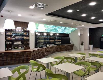 BATTHYÁNY heritage center / interior design 2015