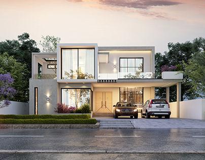 20 Marla Modren villas