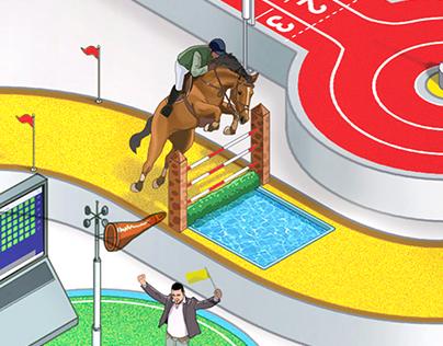 Qatar Rail: Olympics