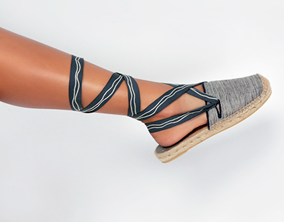 Embroidery Footwear