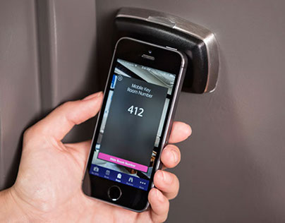 Starwood Mobile Check-In and Keyless Entry