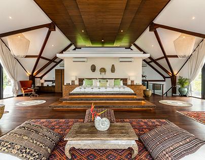 DS Bali Villa Photography - 152 sqm Honeymoon Suite