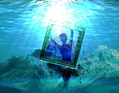 Wallpaper - Dancing Underwater