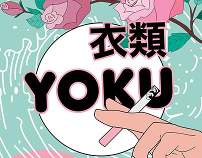 YOKUWORLD (Clothing) Branding Project