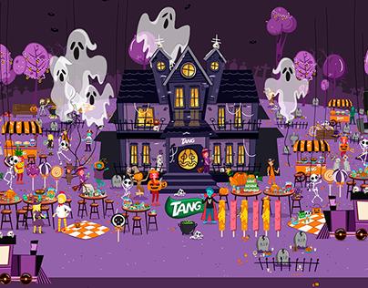Tang® Halloween 360