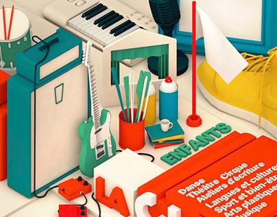 LA CLEF - 3D // Print