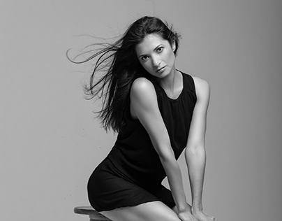 Emma - Portrait of a Ballerina