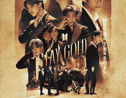 BTS | Stay Gold