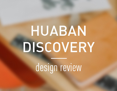 Discovery Page Design
