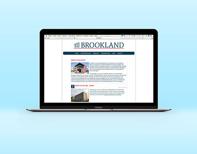 Website Brookland