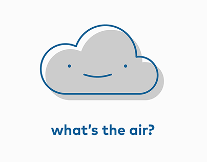 What's the air - smog app
