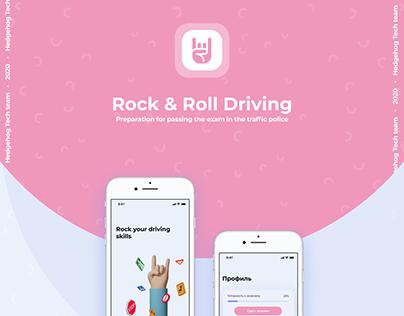 Rock&Roll Driving