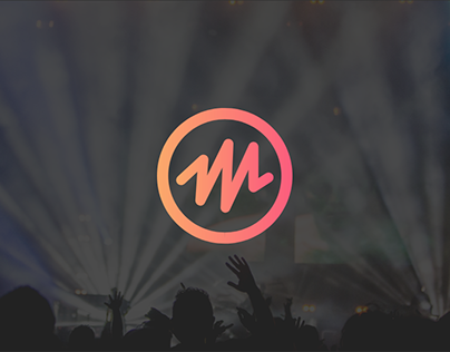Music Mania (Music Event Website)