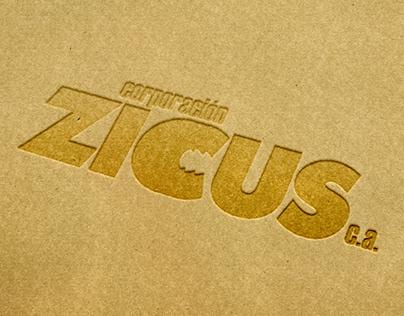 Imagen de marca Corporación Zicus