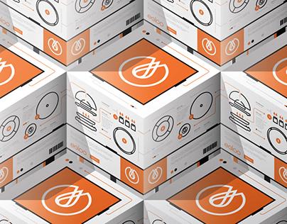 EGLOO | product branding & packaging