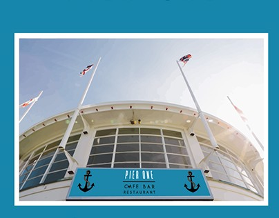 Re-Branding Project For Worthing Pier