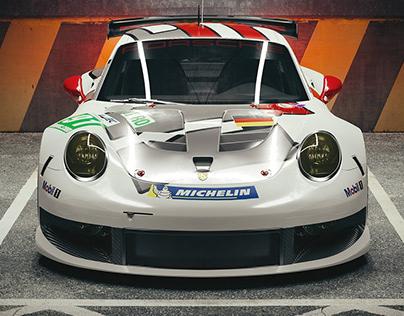 Porsche - The End Is Near (Animation)