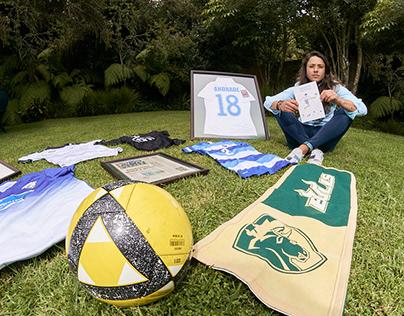 Daniela Andrade futbolista profesional
