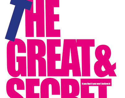 The Great and Secret Show Poster