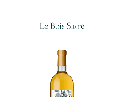 Bois Sacré - Website