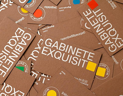 Gabinete Exquisito Studio Cards