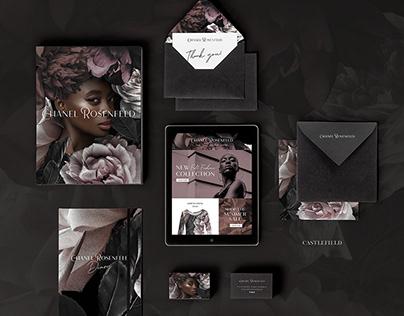 Chanel Rosenfeld Branding & Stationery