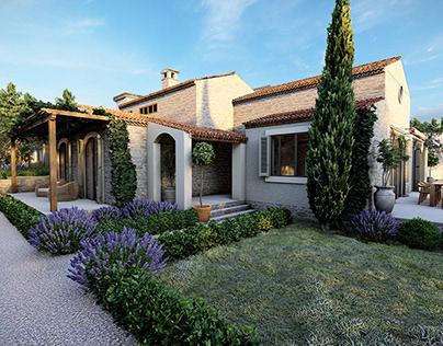 Wineyard Houses