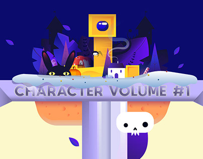 Character Volume #1