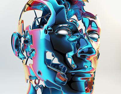 Metallic Faces