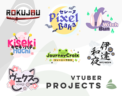 Vtuber Projects