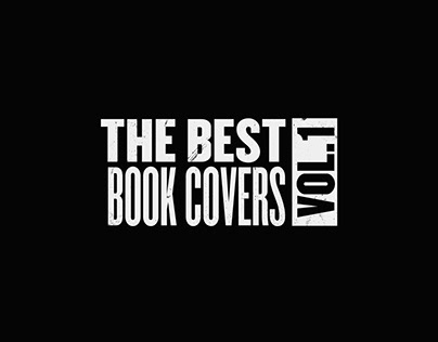 THE BEST BOOK COVERS - VOL.1