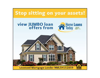 Home Loans Today ad campain