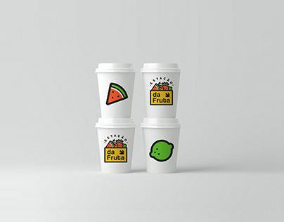 Estação da Fruta - Branding