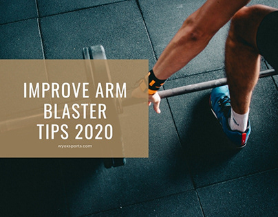 Apply These Secret Techniques To Improve Arm Blaster