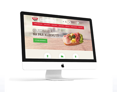 Web application foronline ordering delicacies