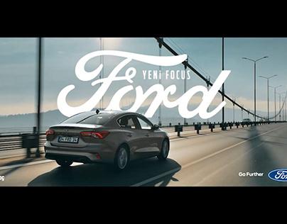 Ford Focus Wingman Commercial Vfx Breakdown