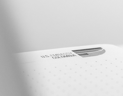 U.S. Embassy Colombia Notebooks