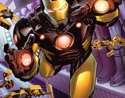 Iron Man Comic Series