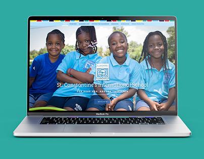 St Constantine's International School Website