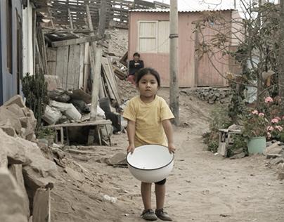 Peruanos Sin Agua - El Mejor Ice Bucket Challenge