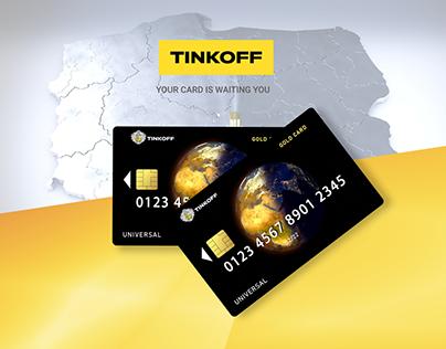 Tinkoff Bank - bank card