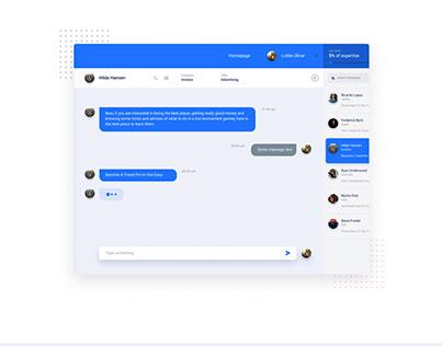 ChatApp Website