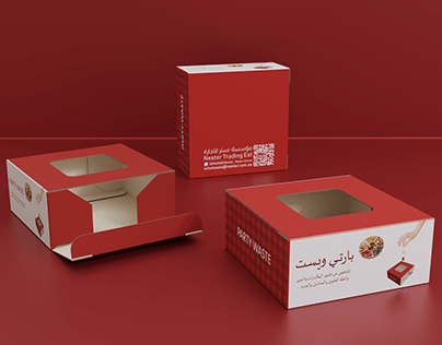 PARTY WASTE   Packaging