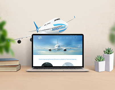 Website - Aeropard