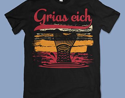 Fishing T-shirtDesign