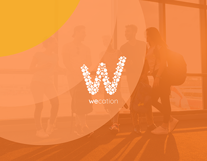Wecation - Date&Travel Application (UX/UI Design)
