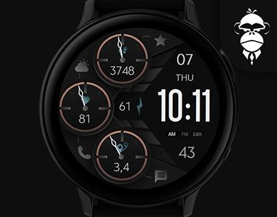 Dream 63 - Modern Watch Face